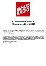 SUD RADIO 8h45
