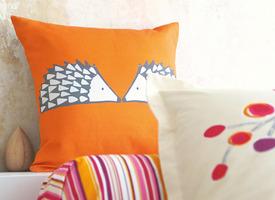 SPIKE Mandarine accessoires de décoration
