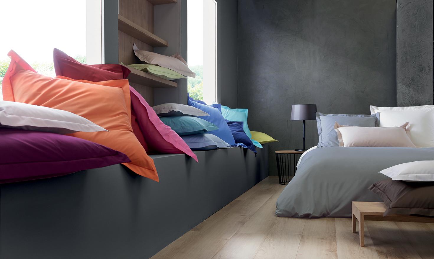 blanc des vosges linge de maison fabrication francaise linge de lit d coration. Black Bedroom Furniture Sets. Home Design Ideas