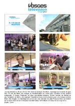 BLANC DES VOSGES VOSGES TELEVISION JT 26_06