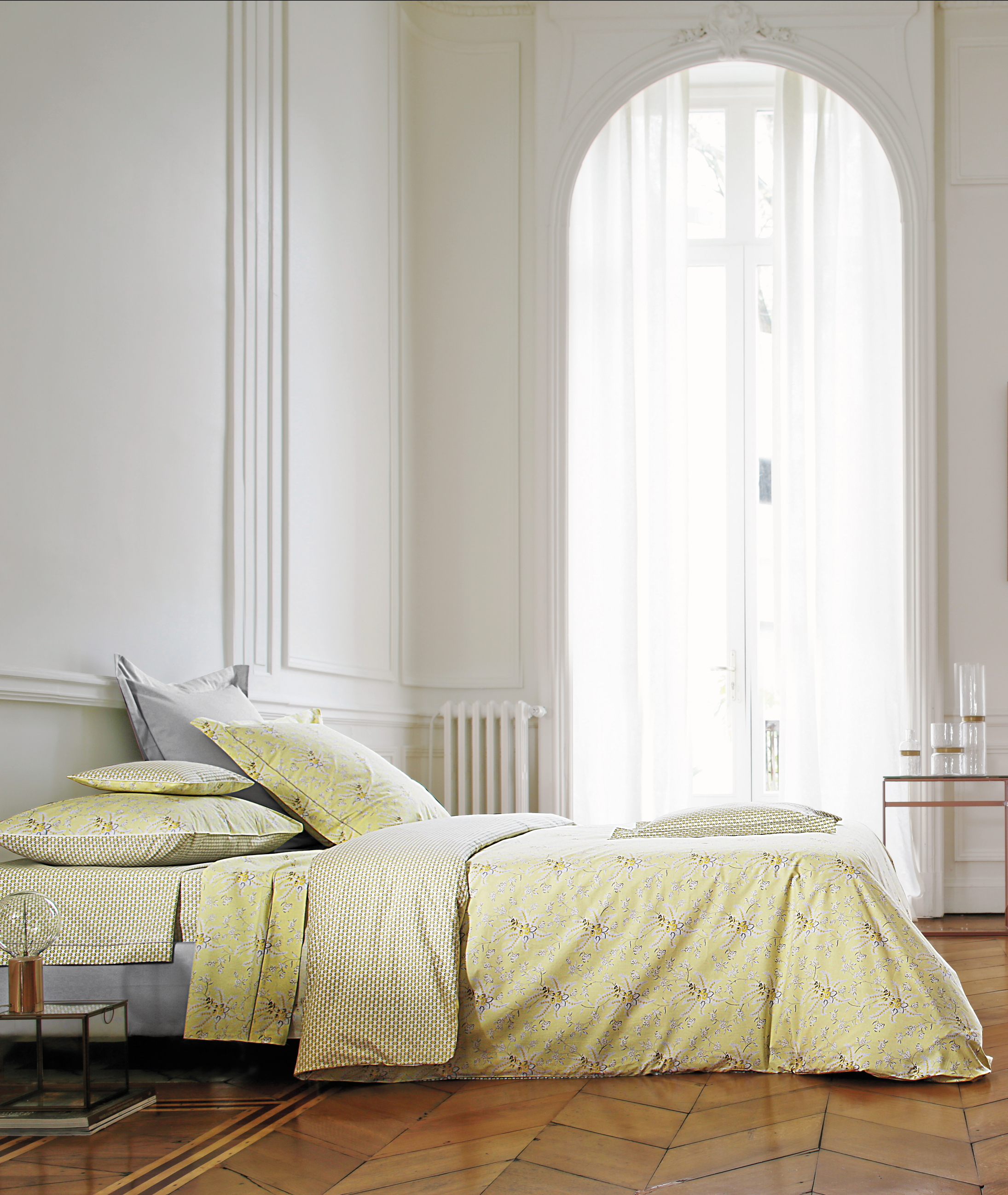 housse de couette blanc des vosges fabulous dans les des. Black Bedroom Furniture Sets. Home Design Ideas