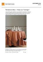 ORANGE TENDANCES.FR