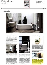 DESIGN AT HOME MAGAZINE