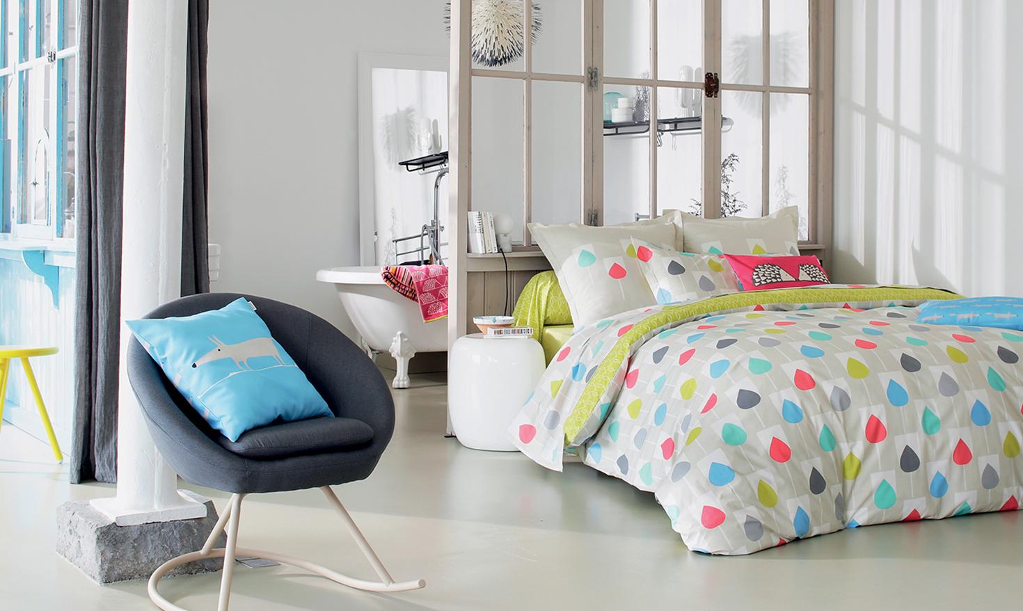 vente en ligne linge de lit great simple soldes linge de lit grandes marques linge de lit. Black Bedroom Furniture Sets. Home Design Ideas
