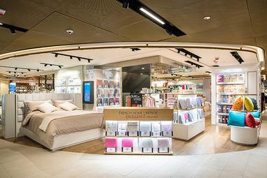 Boutique Blanc des Vosges Hong kong