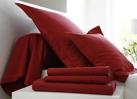 Linge de lit uni   Collection linge de maison   Blanc des Vosges